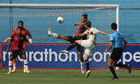 Novic fue el autor de gol de Universitario en el empate ante los Rojinegros.