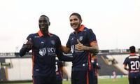 Mena (2) y  Santiago Silva fueron los autores de los goles del Vallejo en la victoria 3 a 2 ante Boys.