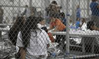 Niños inmigrantes ilegales en Estados Unidos