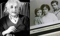 Albert Einstein y sus hijos