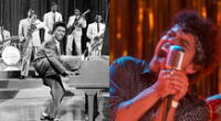Bruno Mars impresionó con el rock and roll de Good Golly Miss Molly de Little Richard.