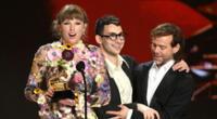 """Taylor Swift gana Mejor álbum del año por """"Folklore"""""""