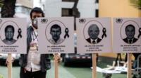 Colegio Médico del Perú lamentó que vacunación a personas mayores haya sido paralizada.