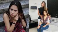 Gianella Marquina no desea tener más hermanos.