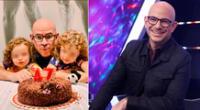 """""""No hay forma de pasar un mejor cumpleaños que con tu familia"""", escribió Ricardo Morán en Instagram."""