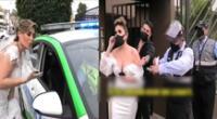 Serenazgo interviene a Evelyn Vela y su esposo tras quejas de reunión social por su boda.