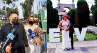 """Evelyn Vela se casó: """"Soy la mujer más feliz del mundo"""""""