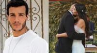 Mario Irivarren ignora imágenes de matrimonio entre Ivana y Beto.