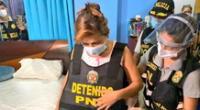 Dictan prisión contra la alcaldesa del distrito de Yarinacochas, Jerly Díaz Chota