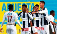 Alianza Lima entrará en acción a la Liga 1 Betsson 2021 desde la fecha 3.