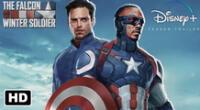 """""""The Falcon and the Winter Soldier"""" se estrena hoy, en Disney Plus."""