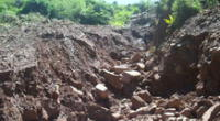 Fuertes lluvias causa tragedia en Huánuco