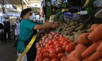 Los precios de las frutas y verduras se regularizaron tras el cese de protestas por el alza del combustible.