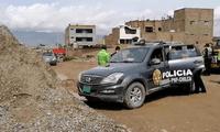 Un suboficial de la Policía fue encontrado sin vida dentro de un patrullero en Junín.