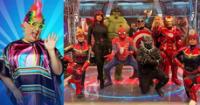 JB en ATV anuncia divertido casting de 'Los Avengers'