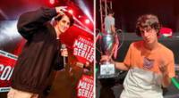 Jaze se consagró como campeón de FMS Perú 2020.