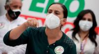 Verónika Mendoza enfatizó que, de llegar a la presidencia, su gobierno protegerá a la producción nacional.