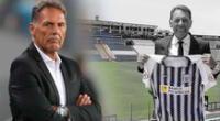 Miguel Ángel Russo tenía comentarios ásperos hacia los jugadores de Alianza, según Adrianzén.