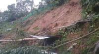 Deslizamiento de cerro sepultó a 5 integrantes de una familia