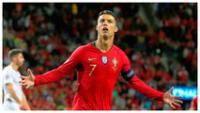 Cristiano Ronaldo  espera marcar siete goles en los próximos siete partidos por Portugal para alcanzar récord.