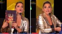 Giovanna Valcárcel se unió al casting de Yo Soy como jurado.