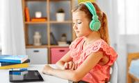 Un espacio de trabajo adecuado potenciará el aprendizaje de tus hijos.