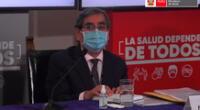 Óscar Ugarte indicó que los distritos de Lima Este presentan el 62.3% de casos de COVID-19 a causa de la variante brasileña