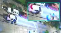Ladrones roban a jóvenes en La Victoria antes del toque de queda.