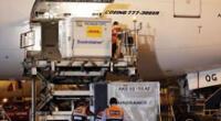 Esta noche llegará al Perú 50 mil dosis más de Pfizer, confirmó Bermúdez.