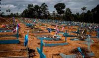 La pandemia de coronavirus volvió a entrar en su peor fase en Brasil. El martes 23 de marzo, el país superó la marca de los 3.000 muertos para una sola jornada.
