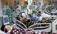 Pacientes hospitalizados por COVID-19 en un hospital de Porto Alegre, Brasil