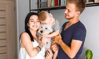 Antes de adoptar una mascota piensa en la disponibilidad de tu familia.