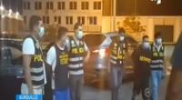 Policía captura a tres delincuentes que asaltaban en la modalidad del 'raqueteo'