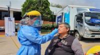 Lima Este cuenta con mayor cantidad de contagios por la variante brasileña