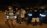 """Capturan a dos delincuentes miembros de la banda """"Los Gallinazos de Tablada"""""""