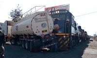 Choque entre Cisterna con combustible y tren generó miedo en los ciudadanos