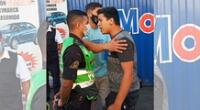 Detienen a extranjero ebrio en Surco por desobedecer a la PNP.
