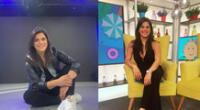 Giovanna Valcárcel opina sobre su participación en el magazine 'Mujeres al mando'.