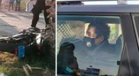 El chofer de la combi fue identificado como Víctor Mamani Cruz, quien fue trasladado hasta la  Comisaria de Pocollay para iniciar las investigaciones correspondientes