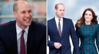 Príncipe William es el hombre calvo más sexy del año.