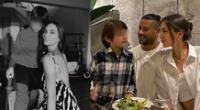 Natalie Vértiz comparte tierno video con su hijo Liam.