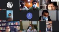 Dictan prisión contra dos falsos médicos que recetaban medicamentos de tratamiento contra el Covid-19
