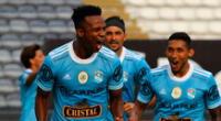 Sporting Cristal ganó 3-0 a Alianza Universidad.