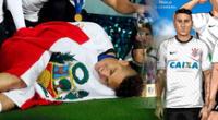 Paolo Guerrero entre los mejores jugadores extranjeros de Corinthians.