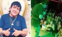 """Toño Centella justifica sus 'privaditos': """"Solo voy por media hora, canto y me retiro""""."""
