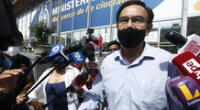 Martín Vizcarra se pronunció luego de que el Congreso aprobara informe que recomienda inhabilitarlo por 10 años de cargos públicos.