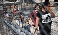 Migrantes detenidos en Estados Unidos