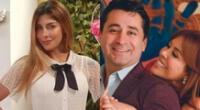 Xoana González se arrepintió de bromear a Magaly Medina sobre Alfredo Zambrano en Magaly TV La Firme, minutos antes que ella anunciara su separación.