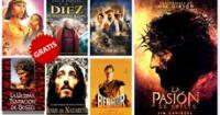 20 películas clásicas e imperdibles para ver por Jueves y Viernes Santo.