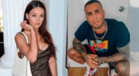 El chico reality Jota Benz compartió una tierna y divertida imagen con Angie Arizaga.